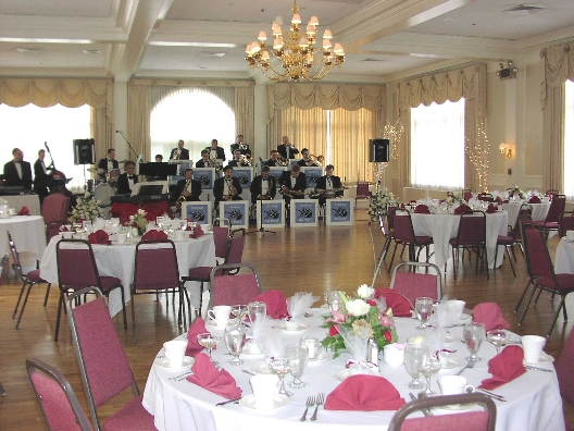 pictures from wedding reception at nashua country club
